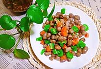 #人人能开小吃店#早餐必备花生米拌芹菜的做法