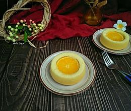 香橙蛋糕#令人羡慕的圣诞大餐#的做法
