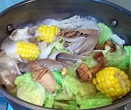 素高汤的做法