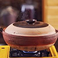 榴莲壳炖煲鸡汤的做法图解10