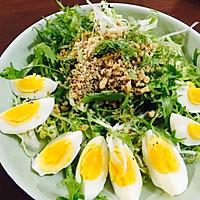 苦苣沙拉(咱也不知能不能瘦)的做法图解1