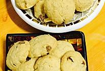 葡萄干燕麦酥饼的做法