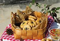 核桃酥(玉米油版)的做法