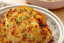 烤一颗花椰菜| 快手低卡的做法
