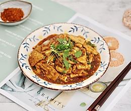 #快手又营养,我家的冬日必备菜品#麻辣蒜香包浆豆腐的做法