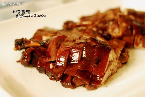 上海酱鸭——无鸭不成宴的做法