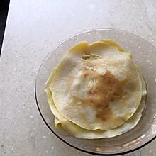 早餐苹果牛奶鸡蛋饼