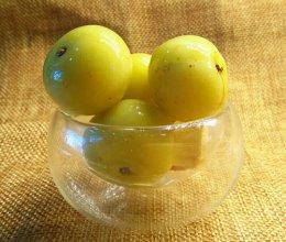 桃甘橄榄(桃花+甘草)的做法