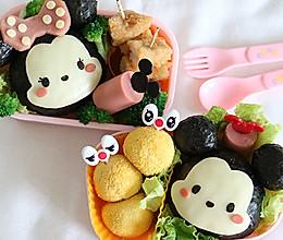 夏季出游宝宝吃什么?迪士尼乐园专属米奇便当来了的做法