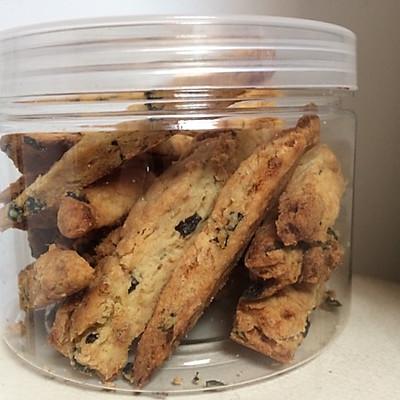 海苔肉松饼干(君之配方)的做法 步骤13