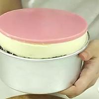 【微体】粉红记忆   清爽酸奶慕斯的做法图解20