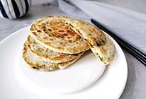 #馅儿料美食,哪种最好吃# 香椿早餐饼的做法