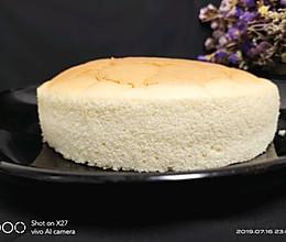 大米戚风蛋糕的做法