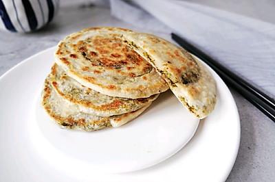 #馅儿料美食,哪种最好吃# 香椿早餐饼