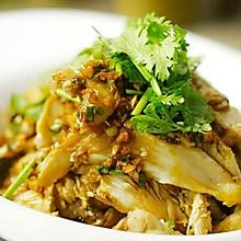 【微体兔菜谱】凉拌手撕鸡丨凉菜也能大口吃肉