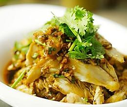 【微体兔菜谱】凉拌手撕鸡丨凉菜也能大口吃肉的做法