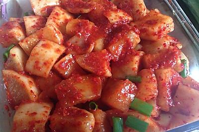 韓國辣蘿蔔