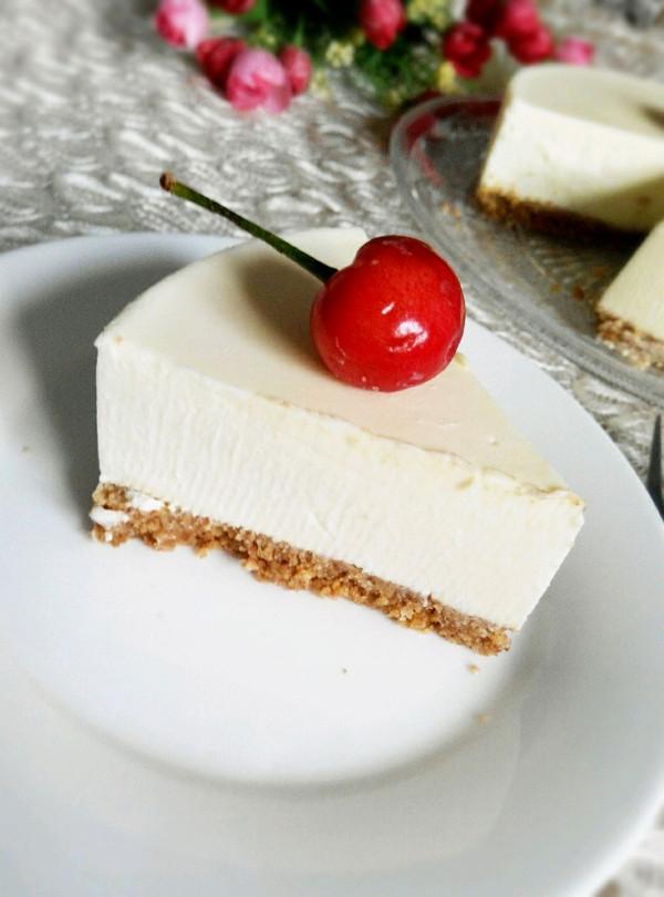 冻芝士蛋糕
