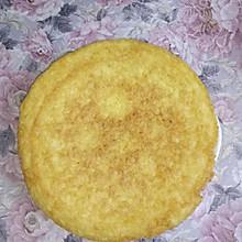 鸡蛋米粒饼