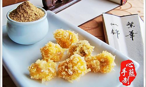 嘎吱脆香肉米花的做法