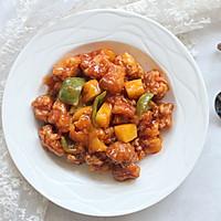 再来一碗米饭——酸甜可口的菠萝咕咾肉的做法图解11