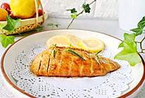 香煎柠檬鸡排!低油低脂,健康美味!的做法