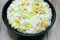 鸡蛋汤饭的做法