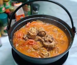 番茄牛尾煲也太简单了吧的做法