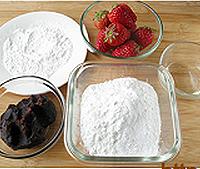 草莓大福的做法图解1
