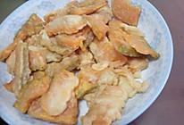 炸南瓜片的做法
