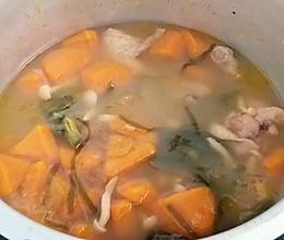 鸡腿汤的做法