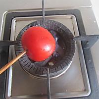 番茄炒金针菇的做法图解2