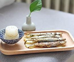 盐煎多春鱼-减肥肉食#给老爸做道菜#的做法