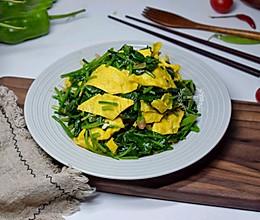 凉拌菠菜鸡蛋皮#今天吃什么#的做法