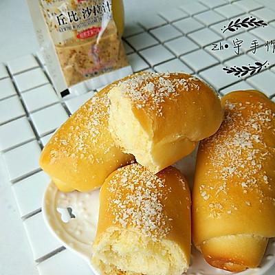 沙拉椰蓉面包卷