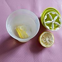 冰糖柠檬水#新鲜新关系#的做法图解3