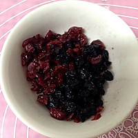 双莓炼乳手撕包的做法图解2