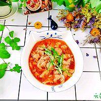 #全电厨王料理挑战赛热力开战!#撩胃~麻辣水煮肉片的做法图解7
