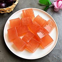 #炎夏消暑就吃「它」#柠檬葡萄果冻