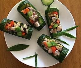 松子魚米的做法