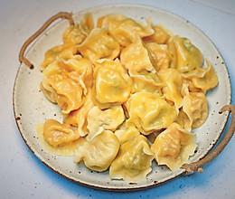 水饺这样吃 营养又美味:羊肉胡萝卜饺子 羊肉香菜饺子的做法