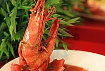 年夜饭必备—泰式冬阴功浓汤虾的做法