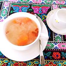 木瓜炖银耳甜汤