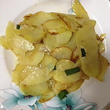 美味干锅土豆片