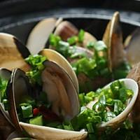 【深夜食堂】酒蒸蛤蜊的做法图解7