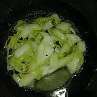 芡汁白菜的做法图解6