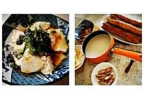 自制油条+豆腐花