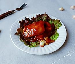 酱酱蚝甜油料鸡的做法
