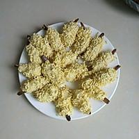 小吃~黄金虾#小虾创意料理#的做法图解8
