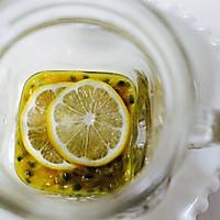 西柚百香果柠檬茶的做法图解5
